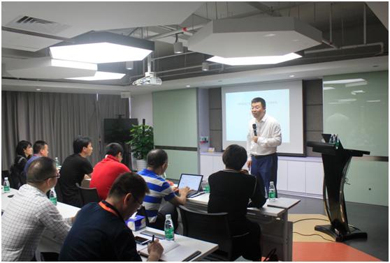 广告之王江南春到访盒子科技,分享千亿传媒帝国的营销之道